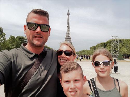 Paris sommer 2019